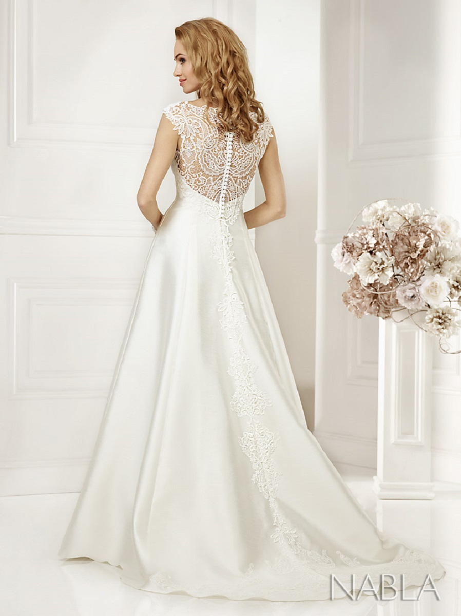 Lacey Bell Wedding Dress KERY 2