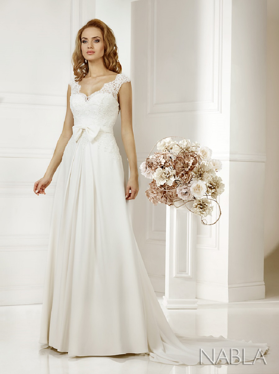 Lacey Bell Wedding Dress KIMBERLY 1