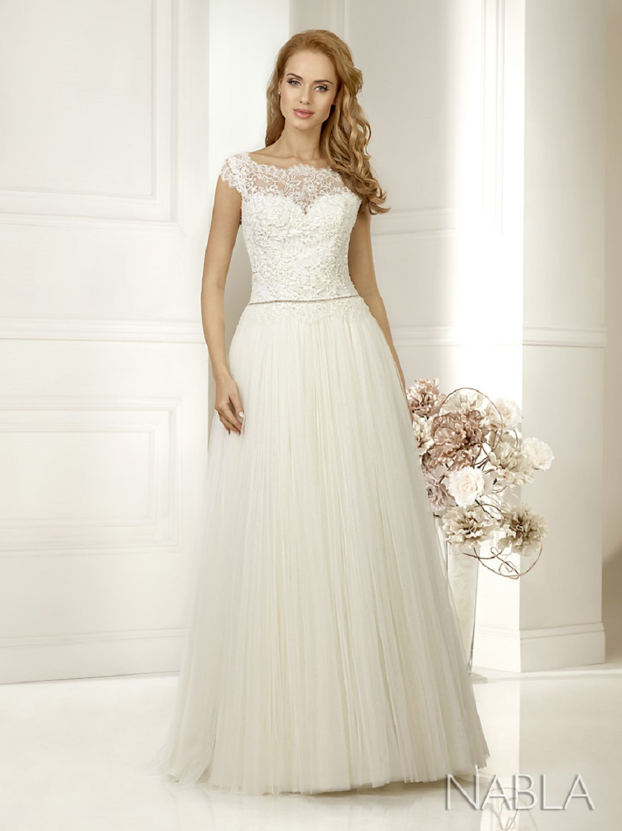 Lacey Bell Wedding Dress KRISTAL 1