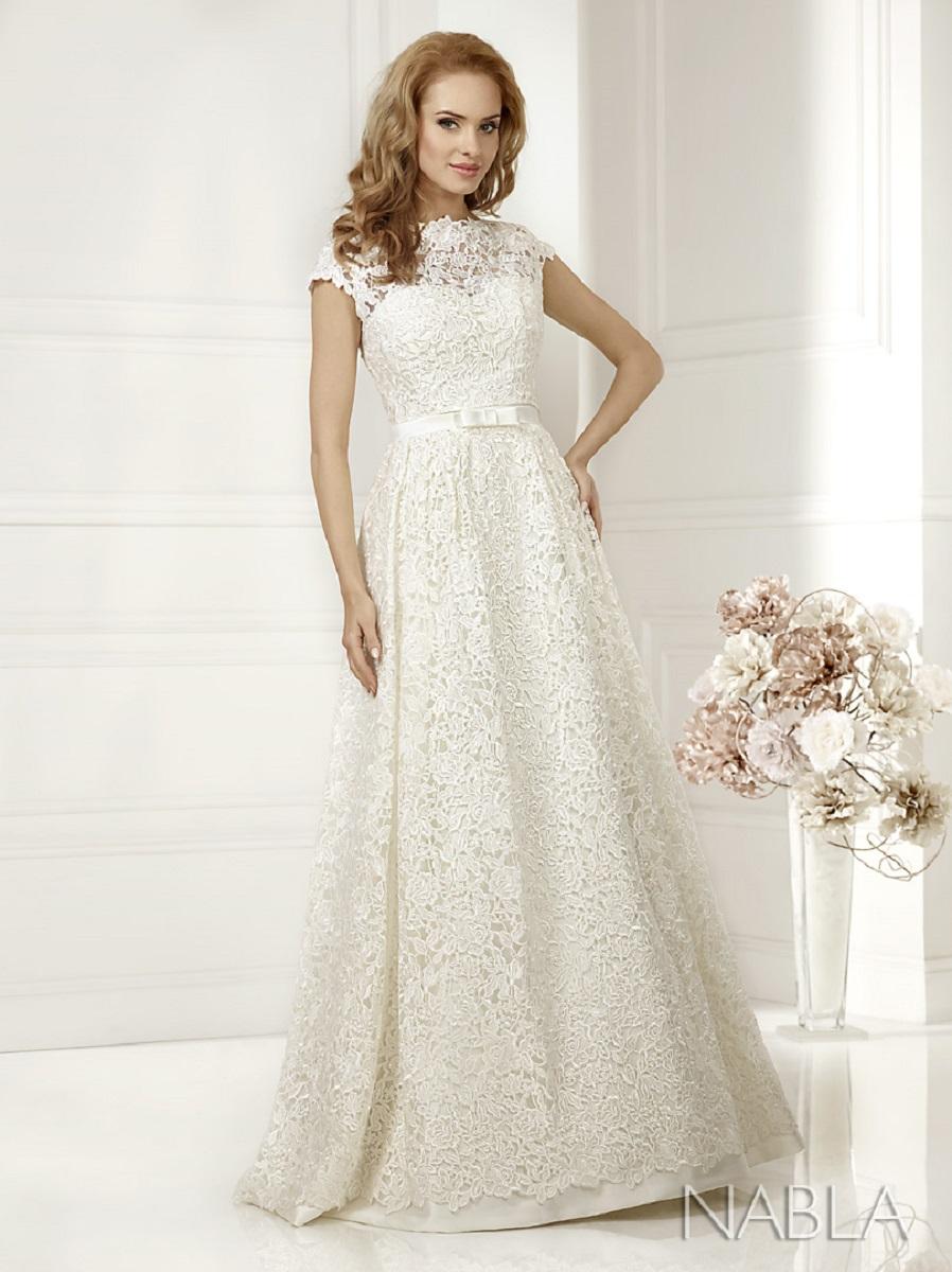 Lacey Bell Wedding Jacket KAMI